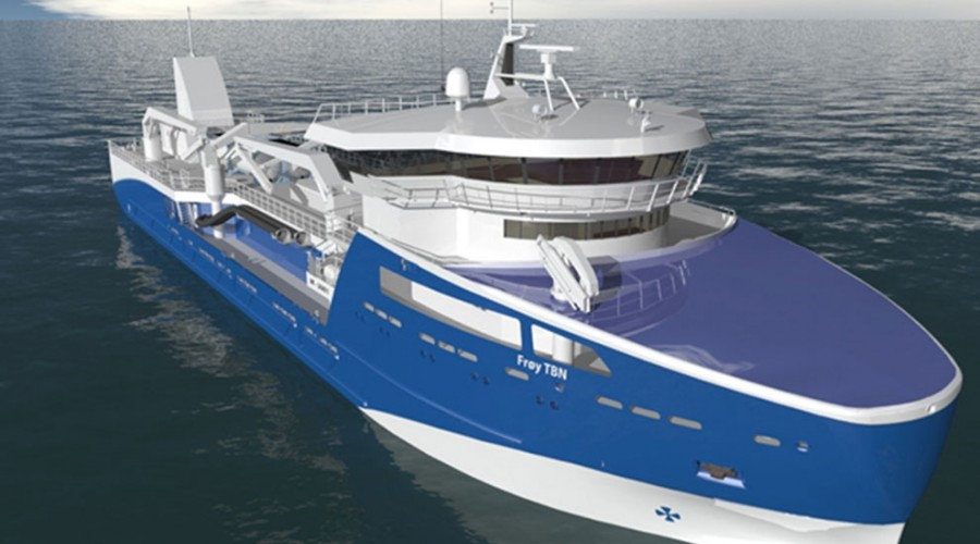 Ny brønnbåt