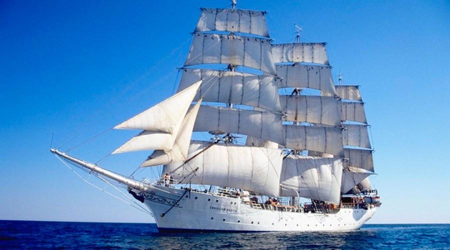 Christian Radich blir igjen skoleskip. Foto: Wikipedia