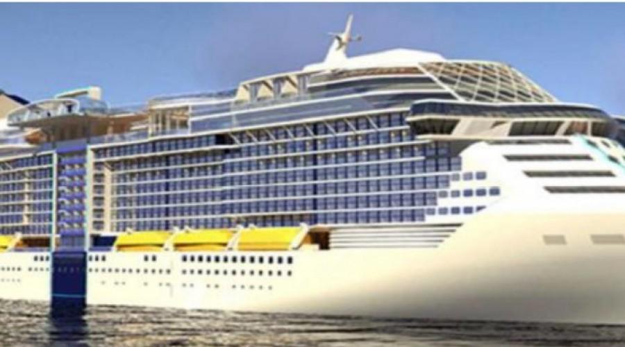 HPR skal utføre elektroarbeid på flere Celibrity Cruises-skip. Illustrasjon: Havyard