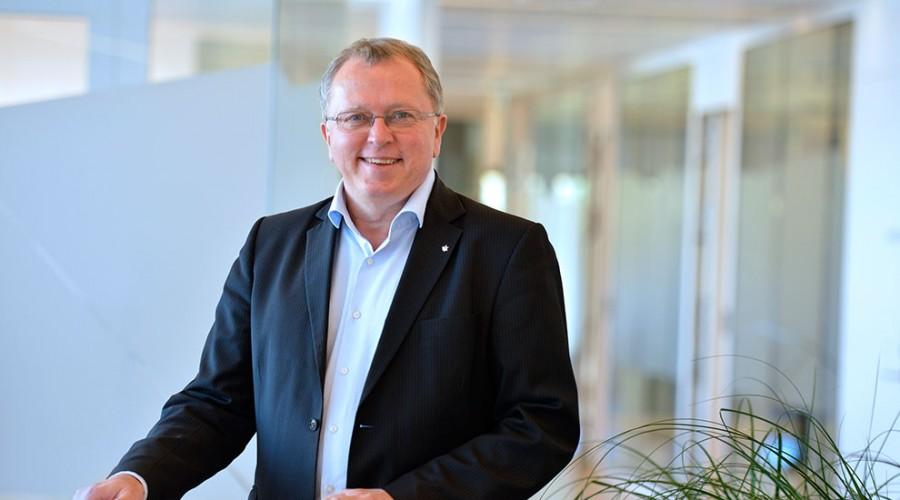 Statoils nye konsernsjef Eldar Sætre. Foto:Harald Pettersen/Statoil