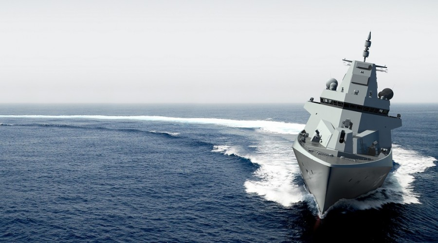 In June 2020, the German Federal Office of Bundeswehr Equipment, Information Technology and In-Service Support (BAAINBw) and Damen signed the contract for the design and construction of four MKS 180 multi-purpose combat ships for the German Navy. In December, the ship type was renamed Frigate Class 126.