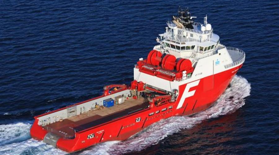 Far Sarcen fra Solstad Farstad er et av fartøyene som har fått forlenget kontrakten.