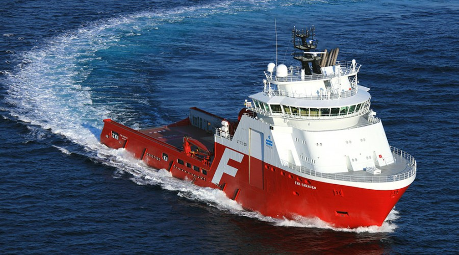 Far Saracen er ett av fartøyene som får jobbe i Australia. Foto: Harald M. Valderhaug