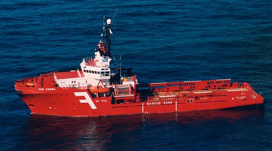 Far Fosna har i dag fått nye eiere. Foto: Farstad Shipping