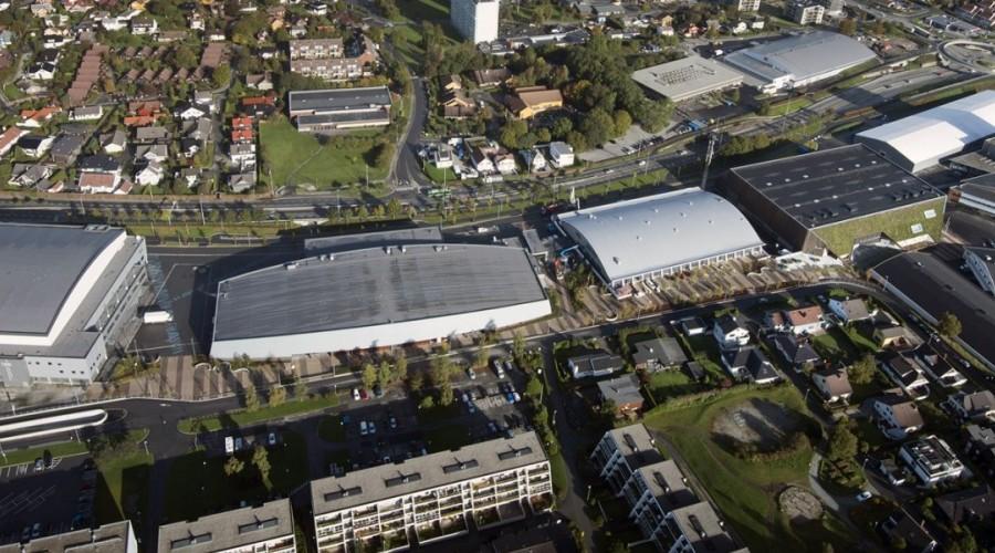 ONS, som skulle arrangeres i Stavanger Forum, er avlyst. Foto: Stavanger Forum.