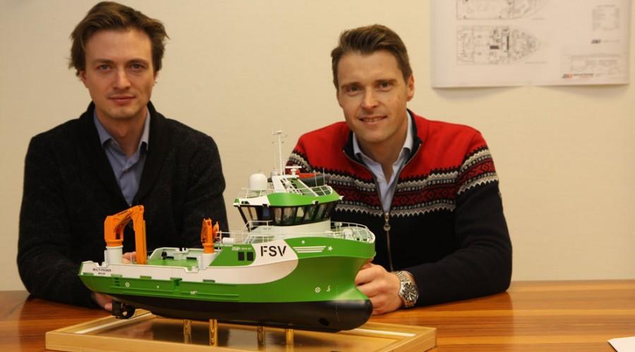 Petter Thoresen og Geir Larsen