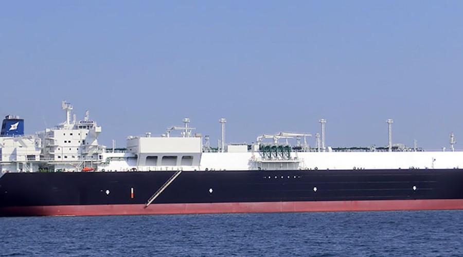 Golar Crystal er ett av fartøyene i flåten til Golar LNG.