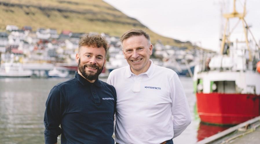 Færøyværingerne Óli og Hanus Samró er nå i gang med å organisere verdens første virtuelle fiskerimesse.