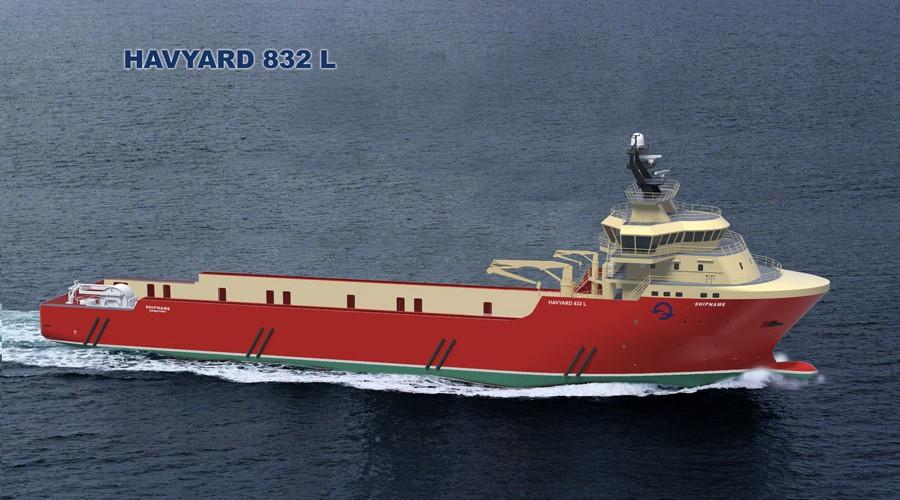 Havyard 832 L
