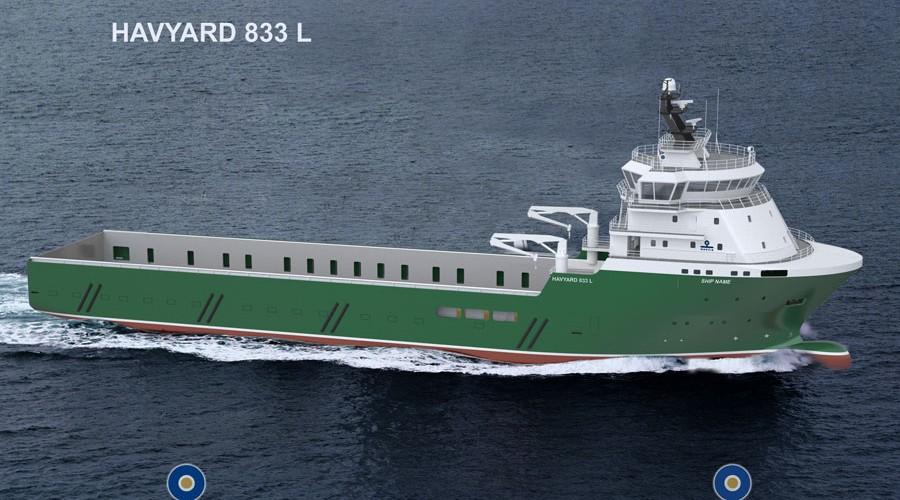 Havyard 833 L