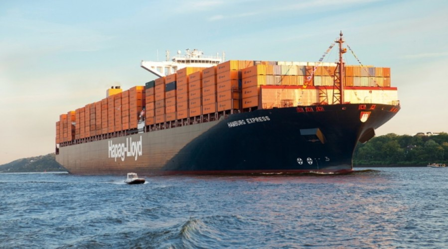 Hapag-Lloyd is Germany-based company primarily engaged in the marine freight and logistics sector. Photo: Hapag-Lloyd.