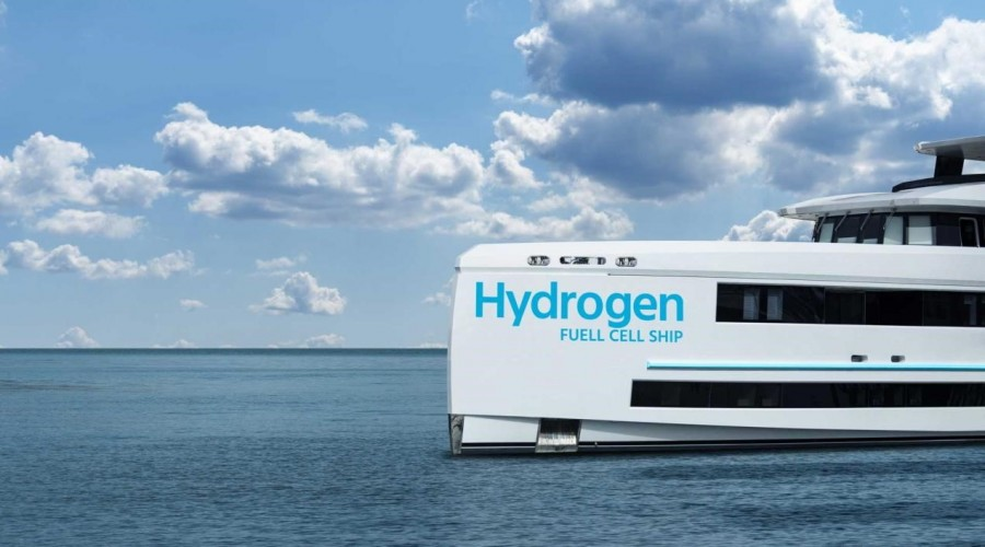 Hydrogen - huge potential for the maritime industry