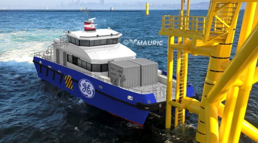 OCEA CTV er designet av Mauric. Foto: MAURIC