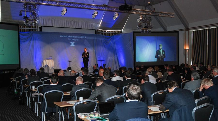 Ålesundskonferansen 2015