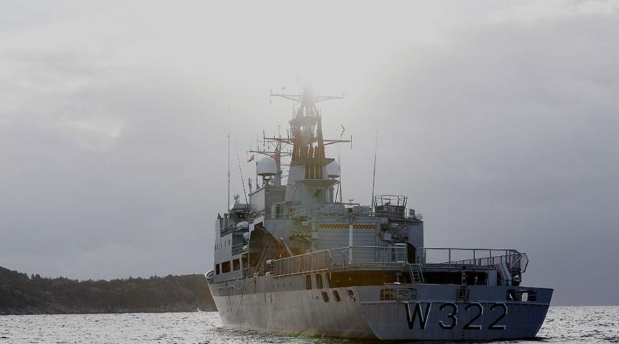 KV Andenes er ett av fartøyene som skal oppgraderes ved Noryards BMV.