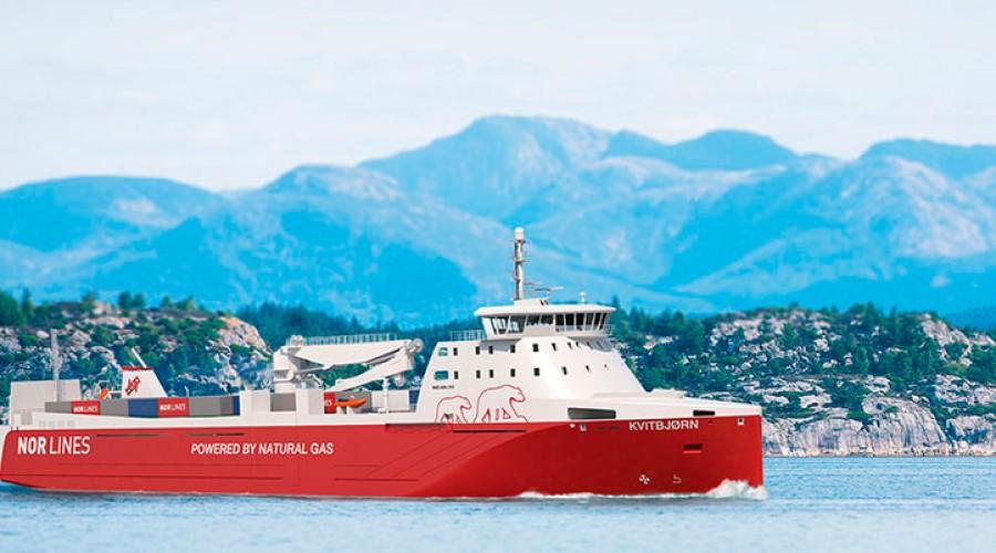 LNG-skip «Kvitbjørn»