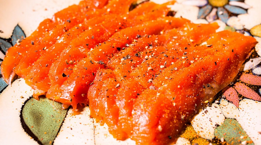 Norsk laks er popuær på middagsbordet til amerikanere. Foto: Schutterstock