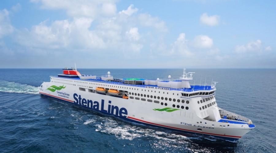 All photos: Stena Line