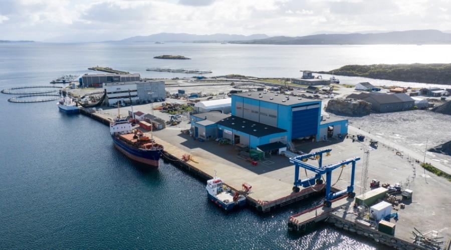 Bømlo Skipsservice og Level Power & Automation skal levere grønne fremdriftssystemer. Foto: Bømlo Skipsservice.