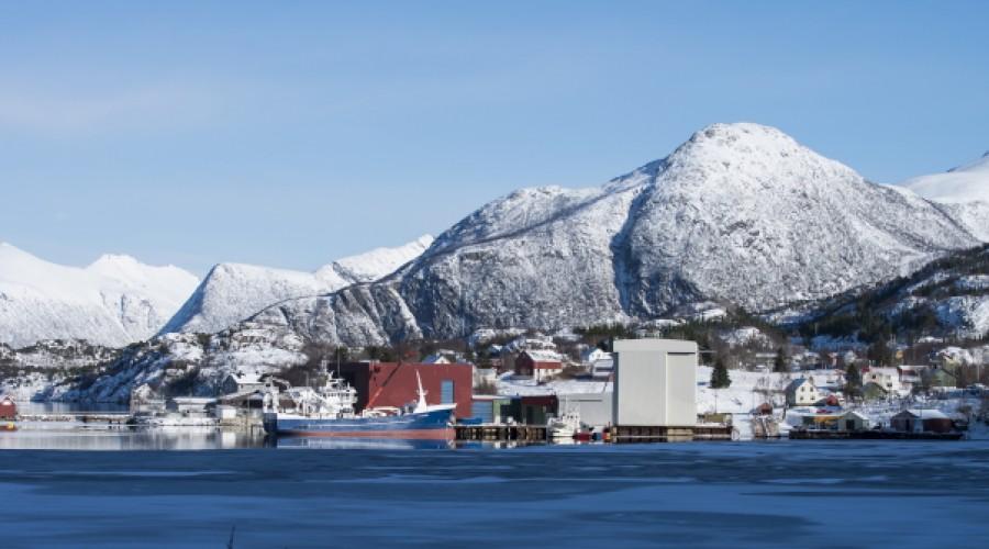 Frydenbø Industrier viderefører etter Blokken Skipsverft. Foto: Frydenbø/Deadline Media
