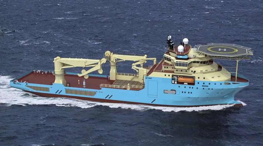 Nybyggene er designen MT6027 fra Marin Teknikk.