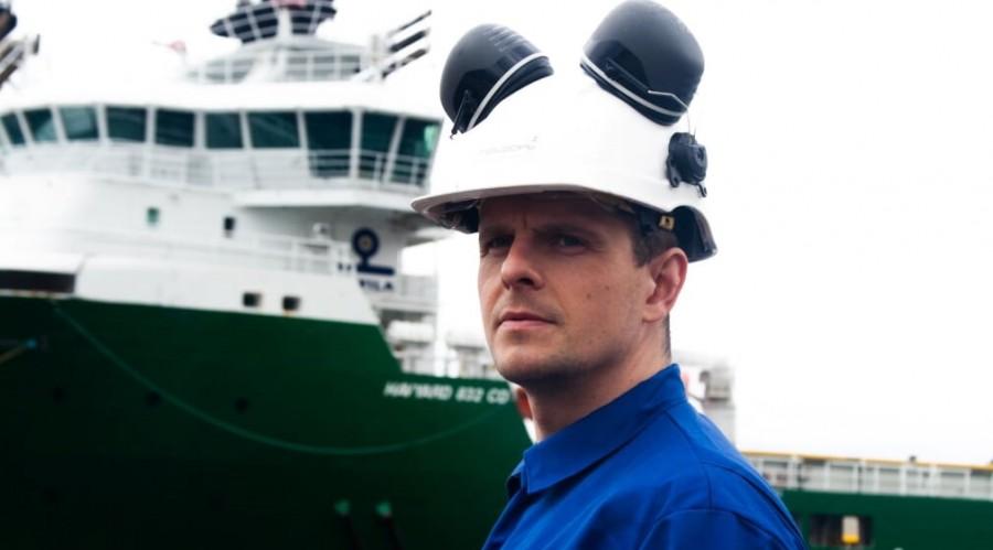 ertifisert HazMat Expert og IHM-inspektør Fredrik Muren var nylig om bord et av Havila sine fartøy og gjennomførte full inspeksjon. Nå venter inspeksjoner på resten av Havilas flåte på 23 skip.Foto: Havila