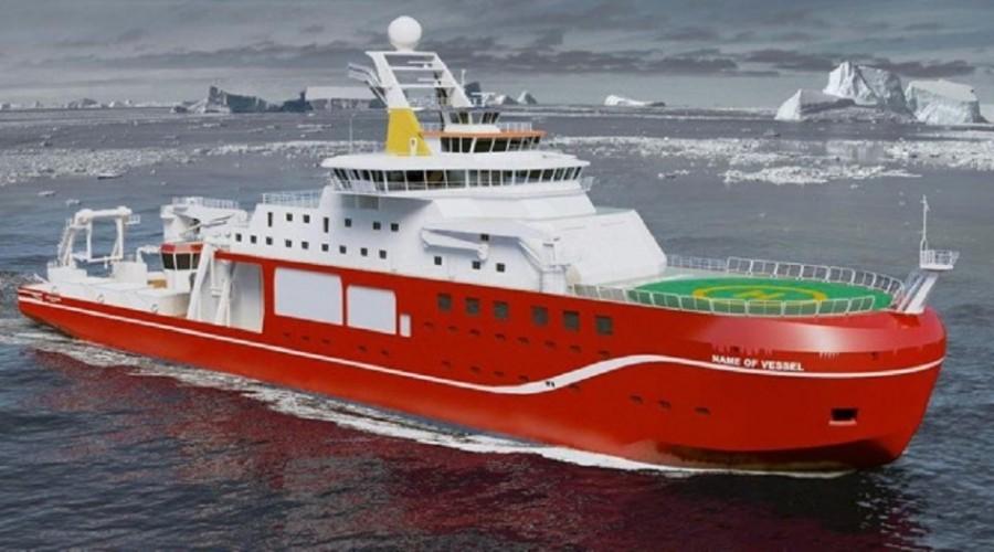 Polarforskningsfartøy