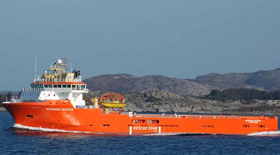 Normand skipper Foto: Solstad.