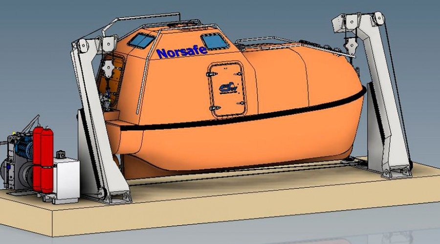 Norsafe LHD-60 - JYN-57