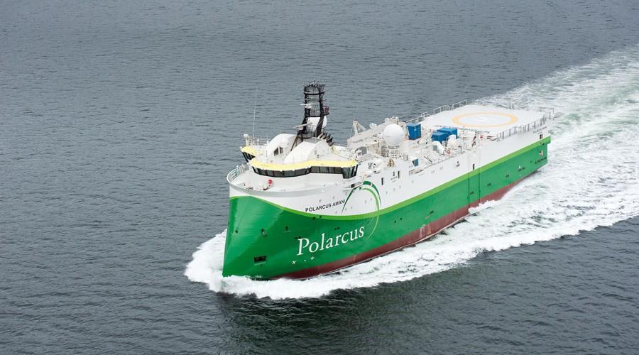 Polarcus Amani