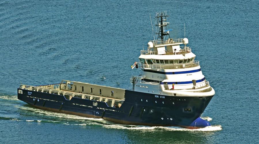 Rem Star ble bygget av Simek AS i Flekkefjord i 2009. Foto: Simek