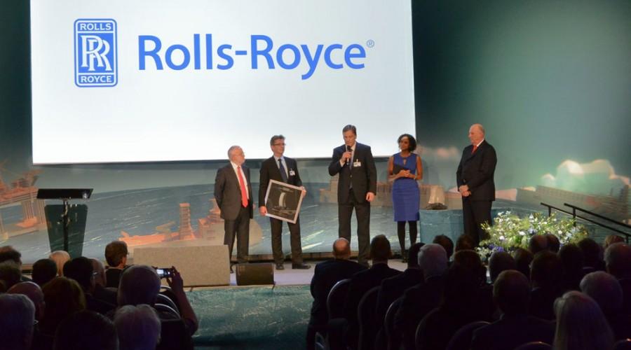 Rolls-Royce mottar Heyerdahl-prisen