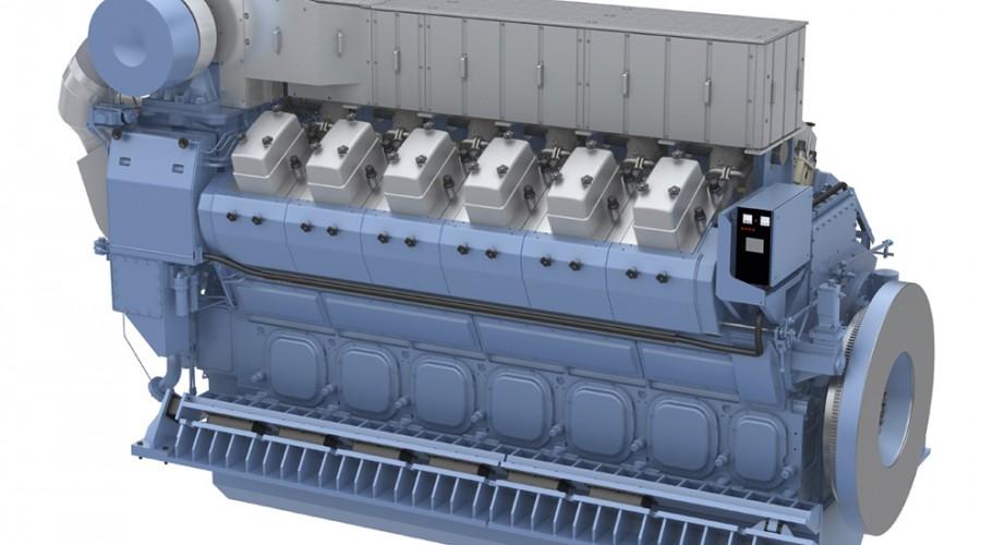 Rolls-Royce motor type BV3240
