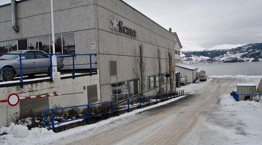 Scana Propulsion AS sine lokaler i Volda. Foto: John Inge Vikan.