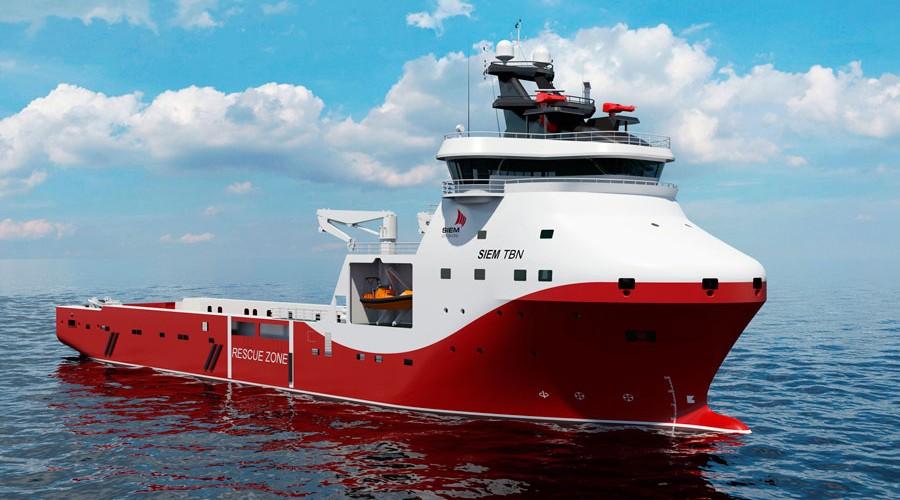 VS 4411 LNG PSV