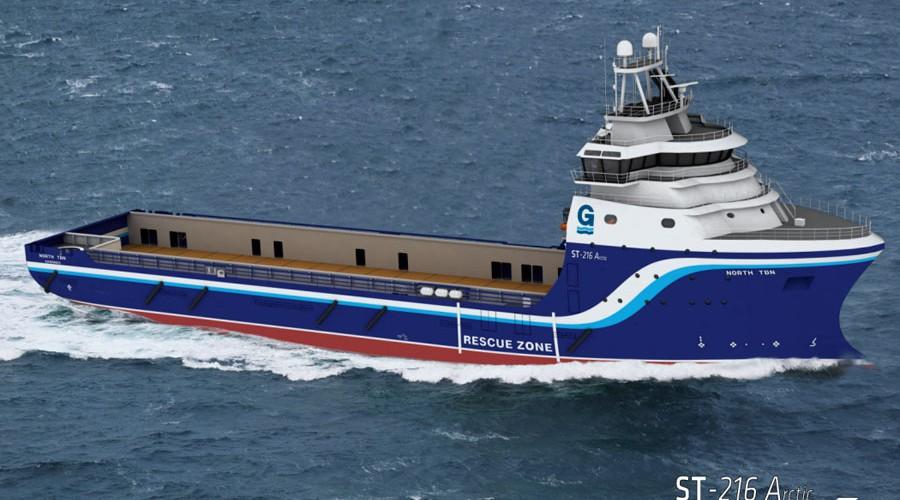 ST-216 Arctic