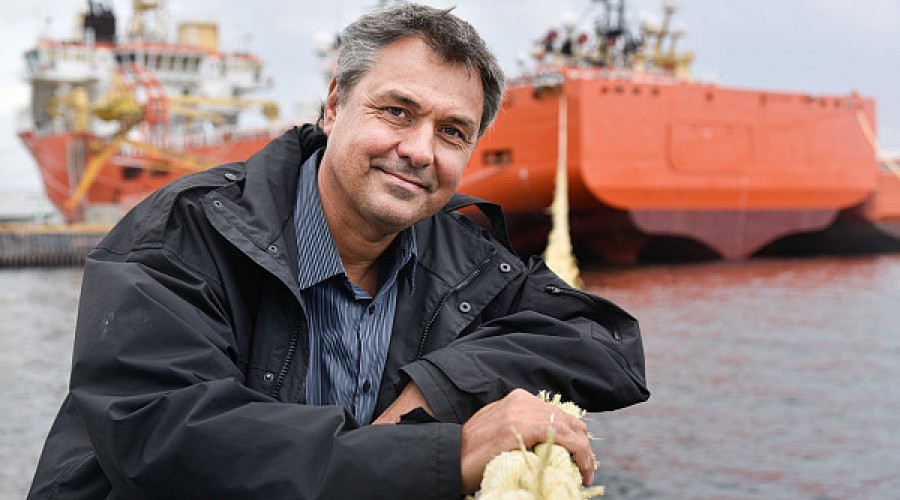 Sjøfartsdirektør Olav Akselsen. Foto: Sjøfartsdirektoratet