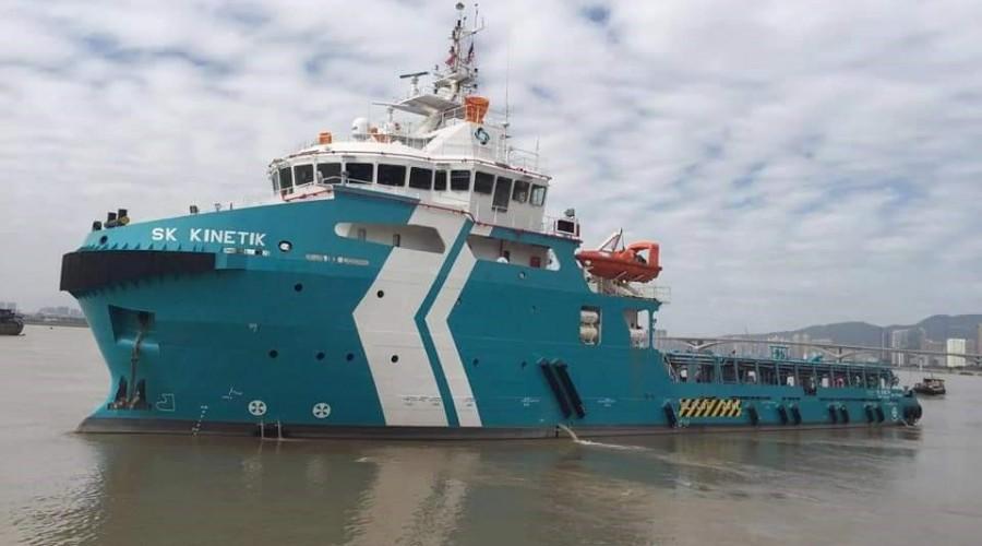 Stadt har levert elektrisk framdrift til åtte skip frå Nam Cheong i Singapore. Foto: via Stadt AS