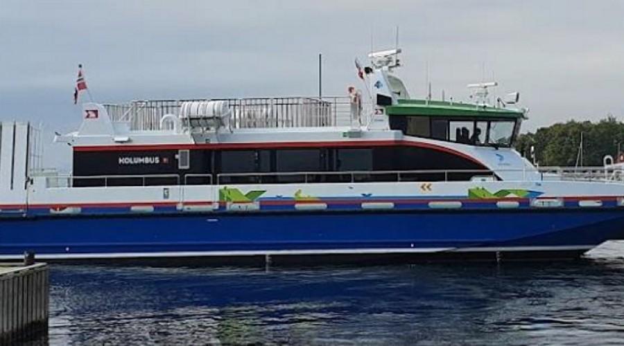 MS Rygerøy får nye eiere og nytt navn når den blir overtatt av Florø Skyssbåt 1. desember.