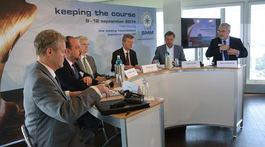 Herbert Aly, Patrick Verhoeven, Max Johns, Govert Hamers, Bernd Aufderheide