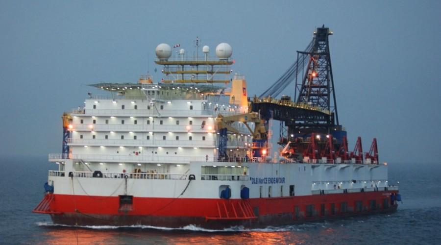 DLB Norce Endeavour. Foto: Solstad Offshore