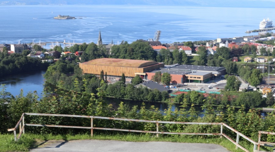 Det er fortsatt ikke avklart om det blir noen Nor-Fishing i Trondheim Spektrum i august. Foto: John Inge Vikan