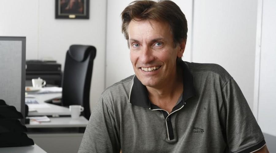 Kommunikasjonssjef i KNBF, Geir Giæver. Foto: KNBF