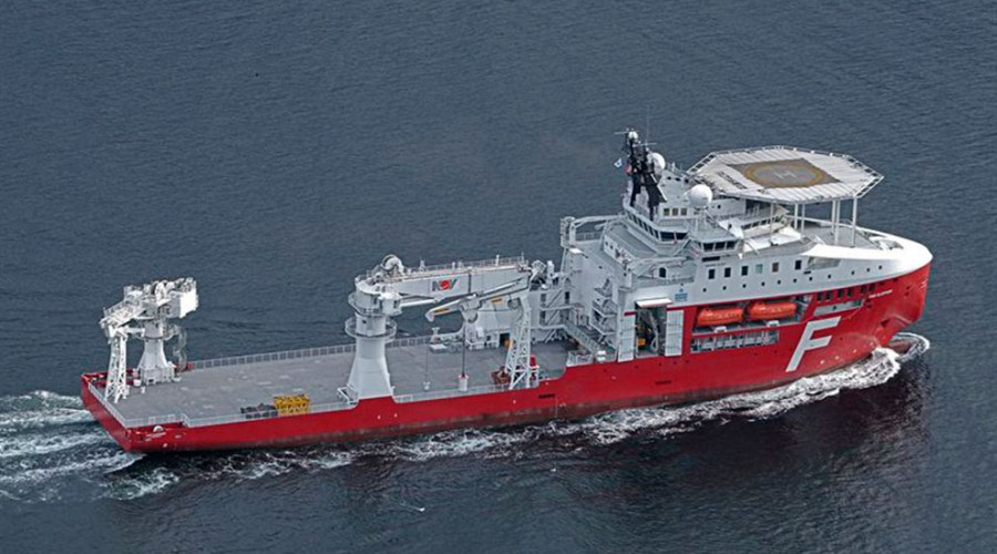 Far Sleipner. Foto: Farstad Shipping