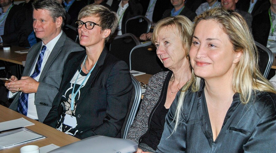 Lars Gørvell-Dahll, Kjersti Kleven, Ida Skard, Dilek Ayhan
