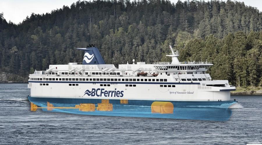 Spirit of Vancouver Island