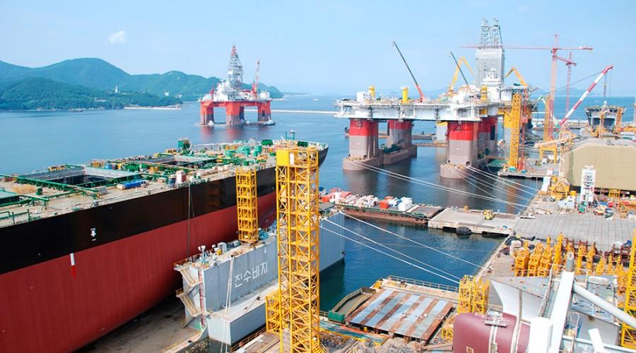 Daewoo Shipbudilng