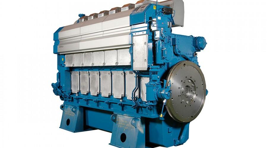 Wärtsilä type 32 motor