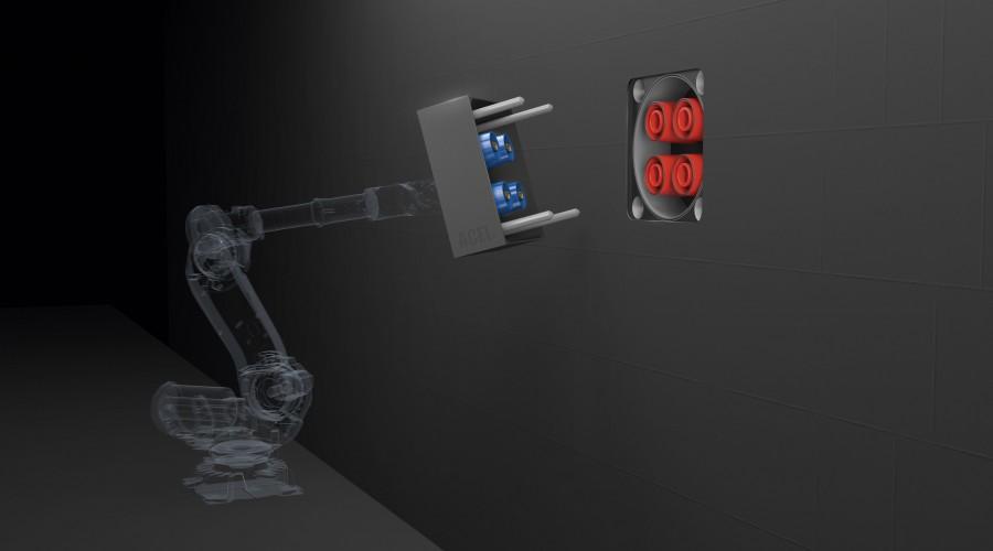 Systemet skal sørge for hurtig tilkobling når fergen legger til kai, ladingen vil også holde så lenge som overhodet mulig når den går fra. Det er viktige sekunder, jo mer ladetid, desto mindre batteripakke trengs om bord.