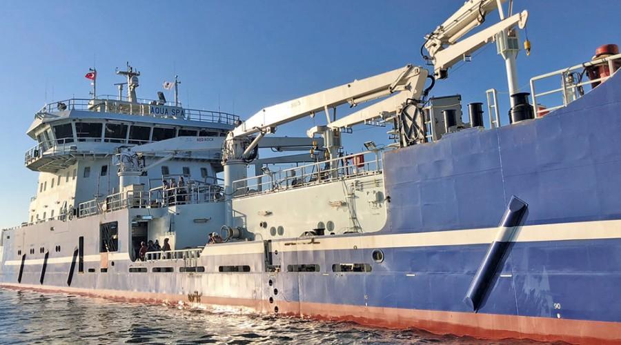 Foto: Dess Aquacutlure Shipping